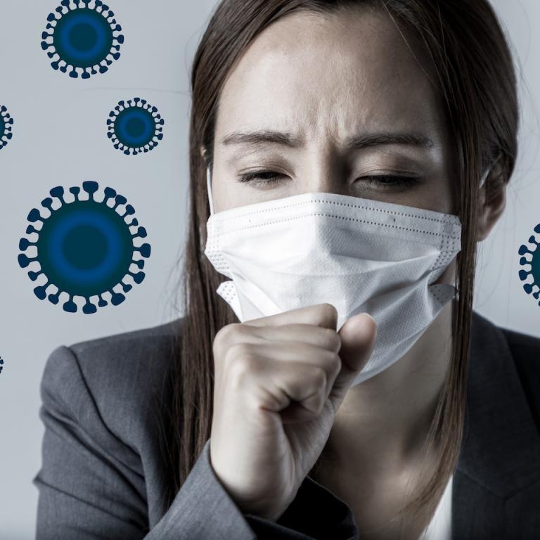 Симптомы легкой формы коронавируса