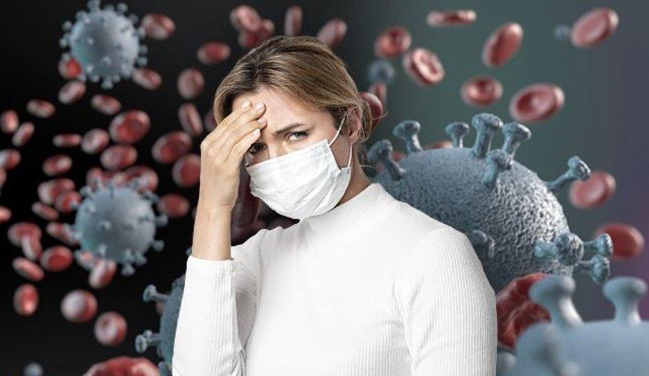 Через сколько дней проявляется коронавирус у людей после заражения