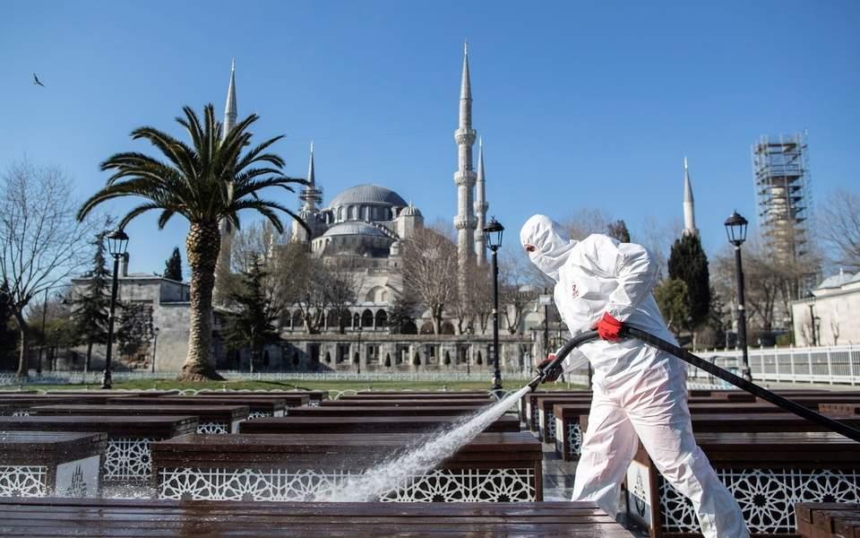 обработка на курортах Турции