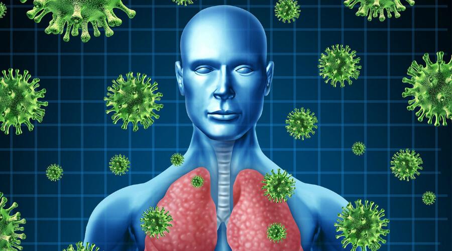 дезинфекция вирусов