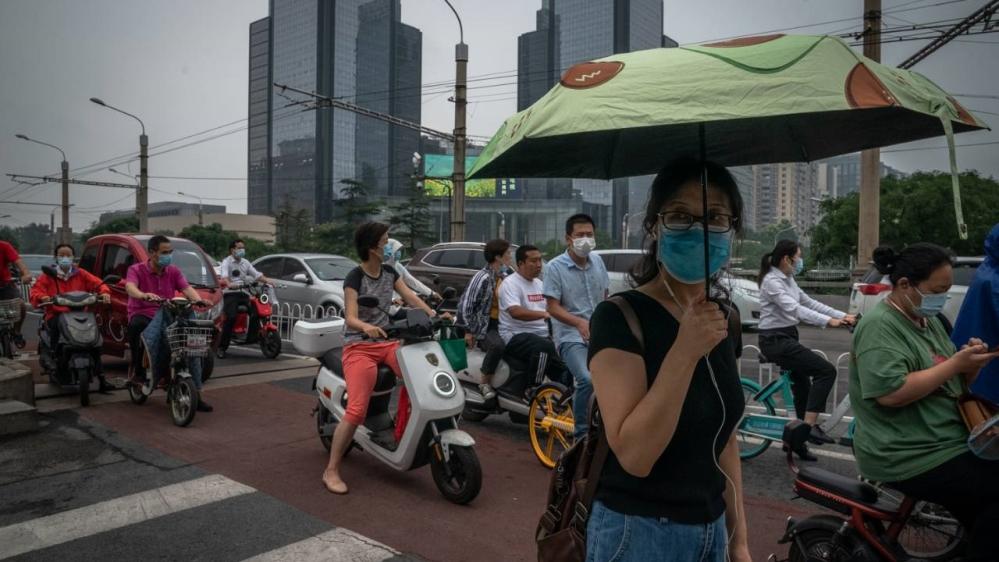 Бубонная чума 2020 года в Монголии, Китае, России