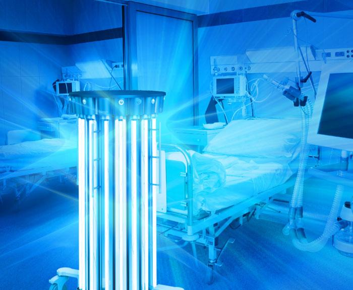 Эффективны ли бактерицидные лампы против коронавируса