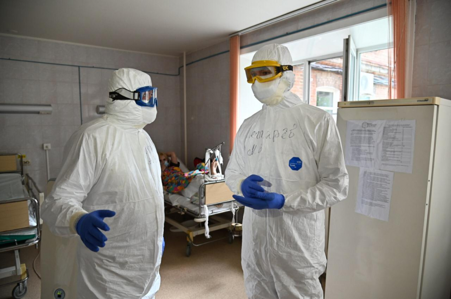 Выплаты для медиков зараженных коронавирусом на работе