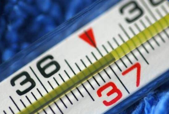 Может ли при коронавирусе быть температура 37.2 и не опускаться
