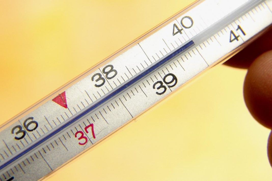 Сколько дней может держаться температура при коронавирусе