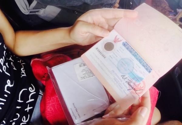 viza v tajland