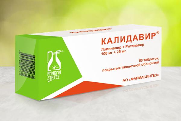 kalidavir