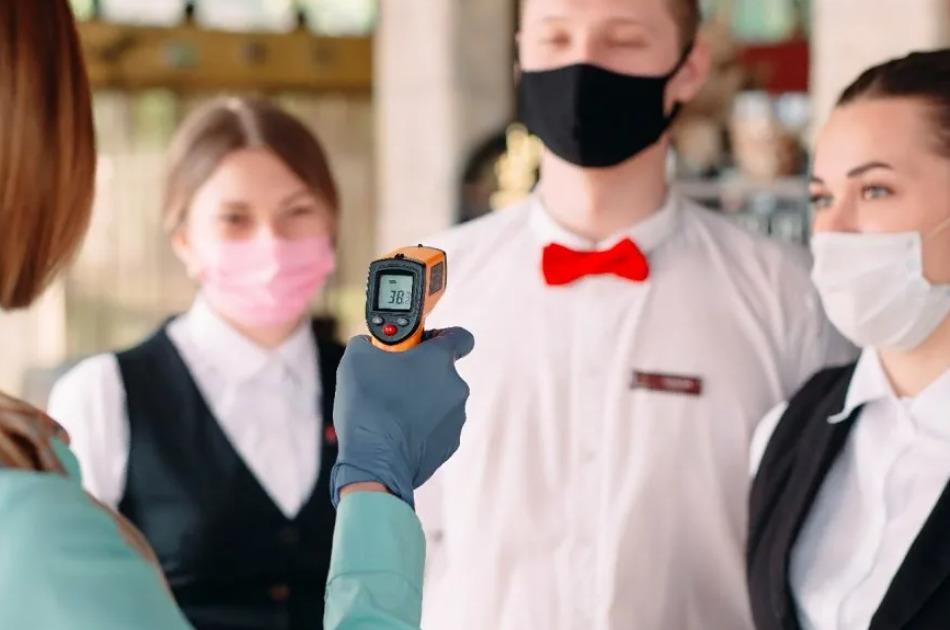 Запрет работы кафе и ресторанов из-за коронавируса