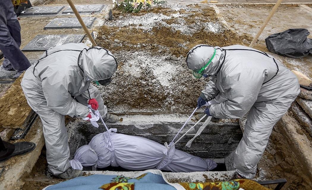 Правила проведения похорон в условиях коронавируса на сегодня