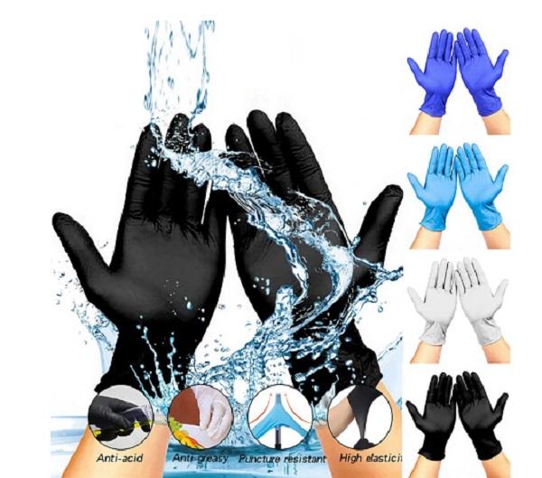 Какие купить нитриловые перчатки на Алиэкспресс при коронавирусе