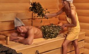 Можно ли при COVID-19 париться в бане