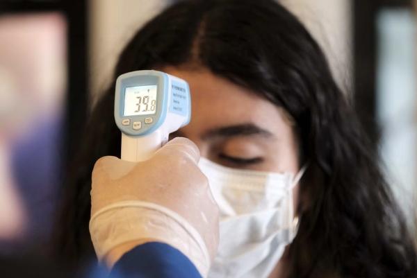 Может ли при COVID-19 быть пониженная температура