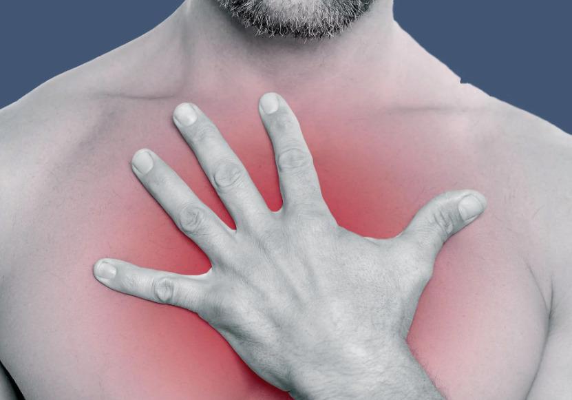 Почему после коронавируса болит грудная клетка и что делать при болях