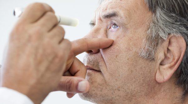 Восстановление глаз